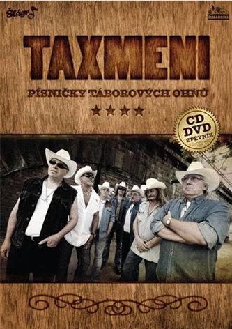 Taxmeni - Písničky táborových ohňů - CD+DVD