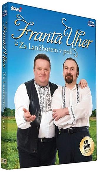 Uher František - Za Lanžhotem v poli - CD+DVD