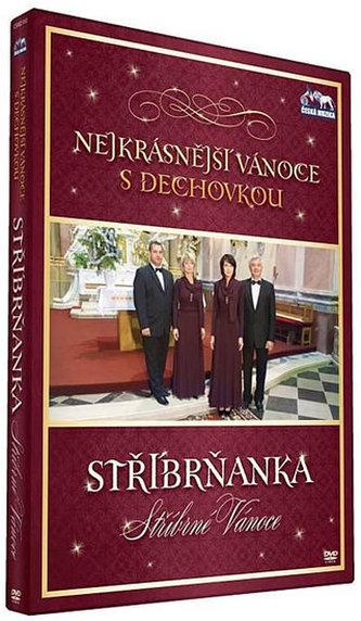 Vánoce se Stříbrňankou - DVD - neuveden
