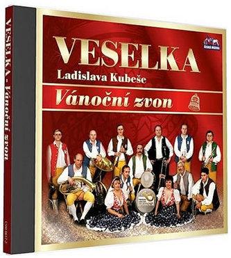 Vánoční dechovky - Vánoce s Veselkou - 1 CD