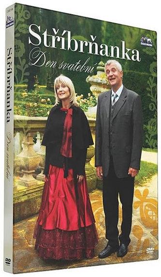 Stříbrňanka - Den svatební - DVD
