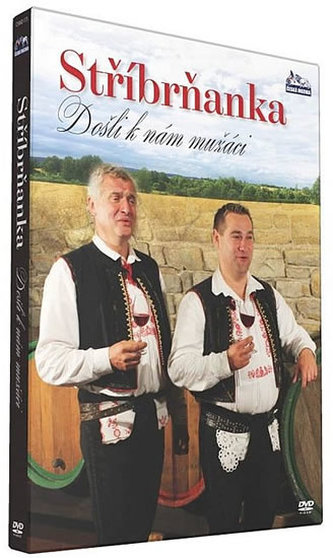 Stříbrňanka - Došli k nám mužáci - DVD
