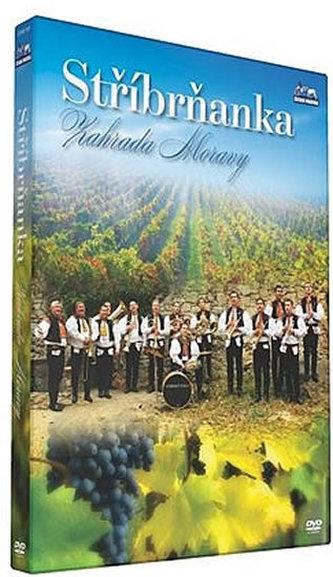 Stříbrňanka - Zahrada Moravy - DVD