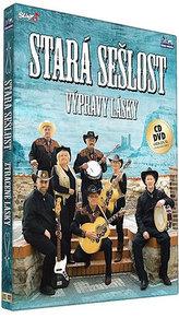 Stará sešlost - Výpravy lásky - CD+DVD