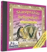 Staropražští heligonkáři - Jak je krásná ta Česká vlast - 1 CD