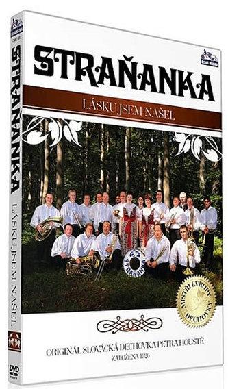Straňanka - Lásku jsem našel - DVD