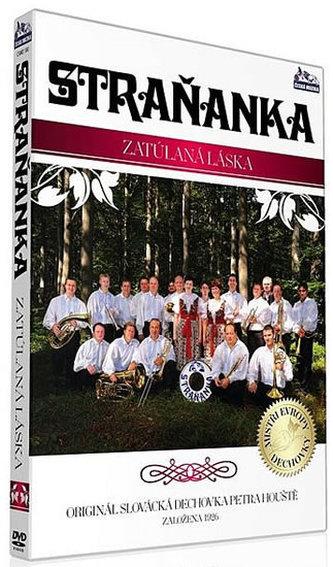 Straňanka - Zatulaná láska - DVD