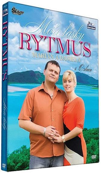 ČESKÁ MUZIKA - Rytmus Marián a Daniela - Moře lásky - DVD