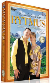 Rytmus Marián a Daniela - Pre radost Vám hrá - 6 CD