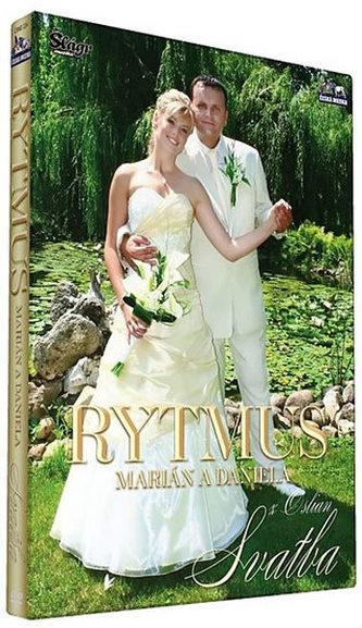 Rytmus Marián a Daniela - Svatba - DVD