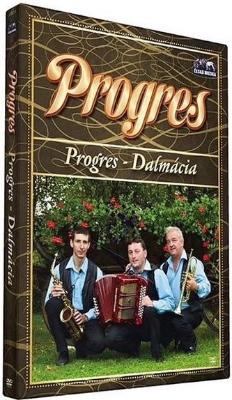Progres - Dalmácia - DVD