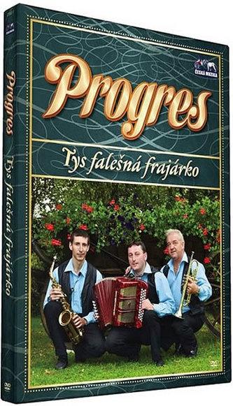 Progres - Tys falešná frajárko - DVD