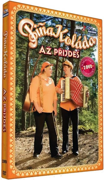 Piňa Koláda - Až přijdeš - 2 DVD