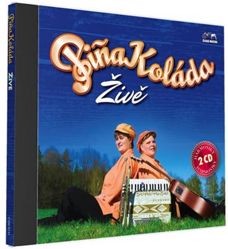 Piňa Koláda - Živě - 2 CD