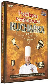 Petříkova mezinarodní kuchařka - DVD