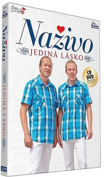 Naživo - Jediná lásko - CD+DVD