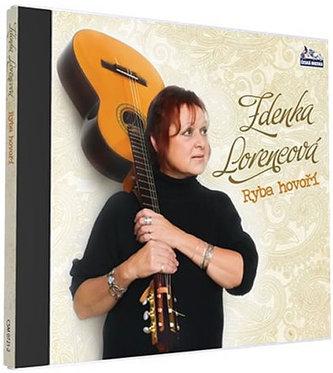 Lorencová Zdeňka - Ryba hovoří - 1 CD