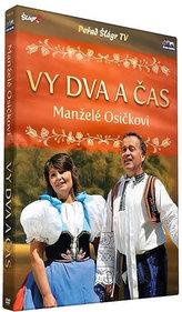 Manželé Osičkovi - Vy dva a čas  - DVD