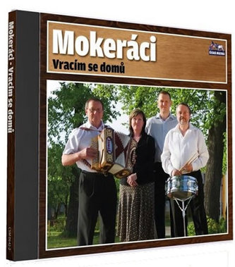 Mokeráci - Vracím se domů - 1 CD