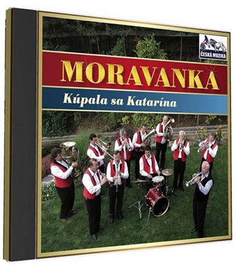 Moravanka - Kupala sa Katarina - 1 CD