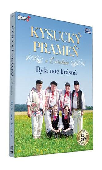 Kysucký prameň - Byla krásná noc - CD+DVD