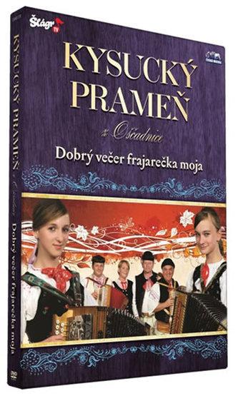 Kysucký pramen - DVD