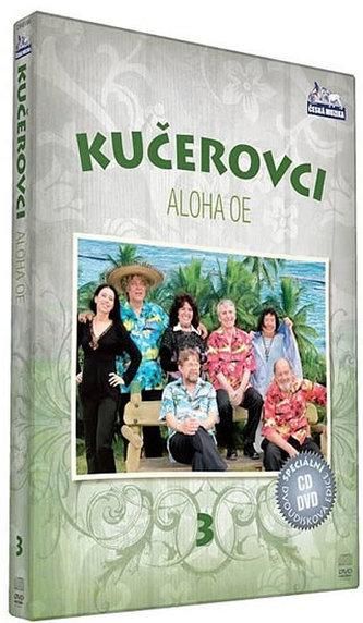 Kučerovci - ALOHA OE - CD+DVD