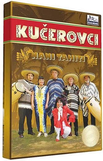 Kučerovci - Nani Tahiti - DVD