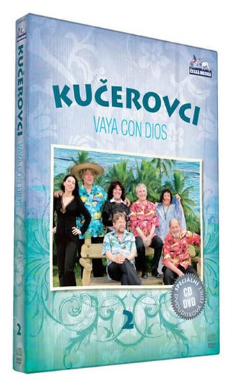 Kučerovci - VAYA CONDIOS - CD+DVD