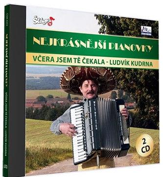 Kudrna - Včera jsem tě čekala - 2 CD