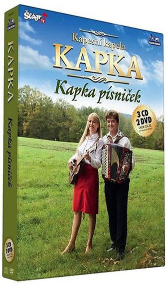 Kapka - Kapka písniček - CD+DVD