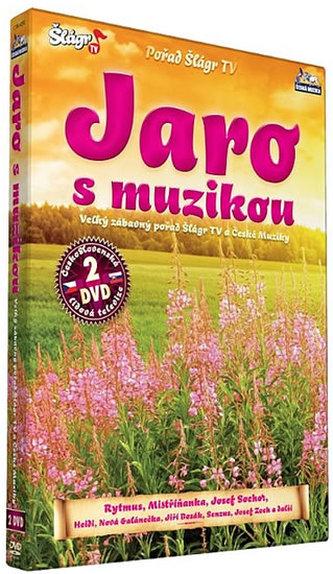 Jaro s muzikou 2013 - 2 DVD