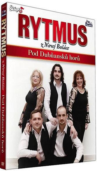 HS Rytmus  z Novej Bošáce - DVD