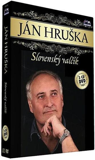 Hruška Jan - Slovenský valčík - CD+DVD