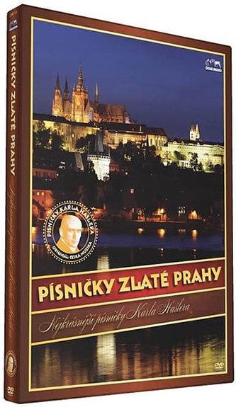 Hašlerky - Písničky zlaté Prahy - DVD