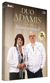 Duo Adamis - Stříbro ve vlasech - CD+DVD