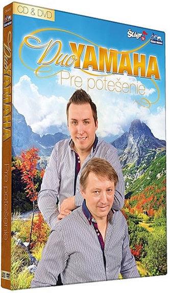 Duo Yamaha - Pre potěšenie - CD+DVD