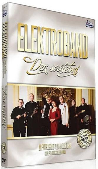 Elektroband - Den svatební - DVD