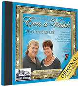 Eva a Vašek 7 - Vlašťovičko leť - 1 CD