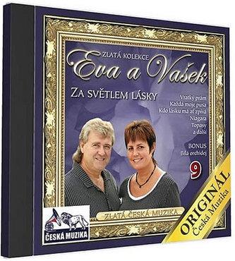 Eva a Vašek 9 - Za světlem lásky - 1 CD