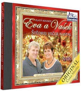 Eva a Vašek - Štědrej večer nastal - 2 CD
