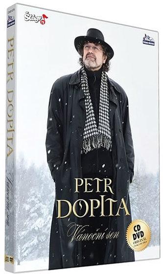 ČESKÁ MUZIKA - Dopita Petr - Vánoční sen - CD+DVD