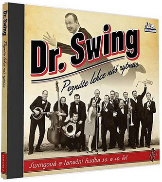 Dr. Swing - Poznáte lehce náš Rytmus Marián a Daniela - 1 CD