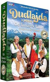 Dudlajda - Od Šumavy k Tatrám - 6 CD