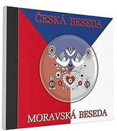 Česká a moravská beseda - 1 CD