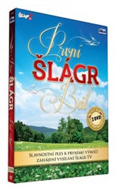 1. Šlágr bál 2013 - 2 DVD