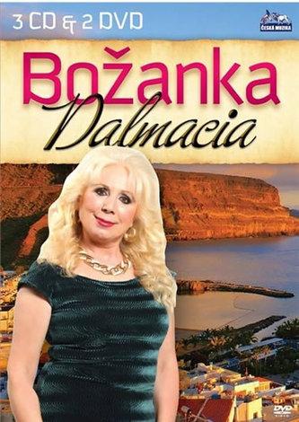 Božanka - Dalmácia - 3CD+2DVD
