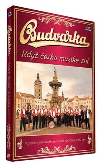 Budvarka - Když česká muzika zní  - DVD