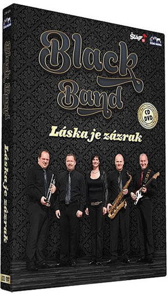 Black Band - Láska je zázrak CD+DVD