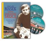 Václav Mašek - Věrné sparťanské srdce + 2CD Stříbrní Chilané